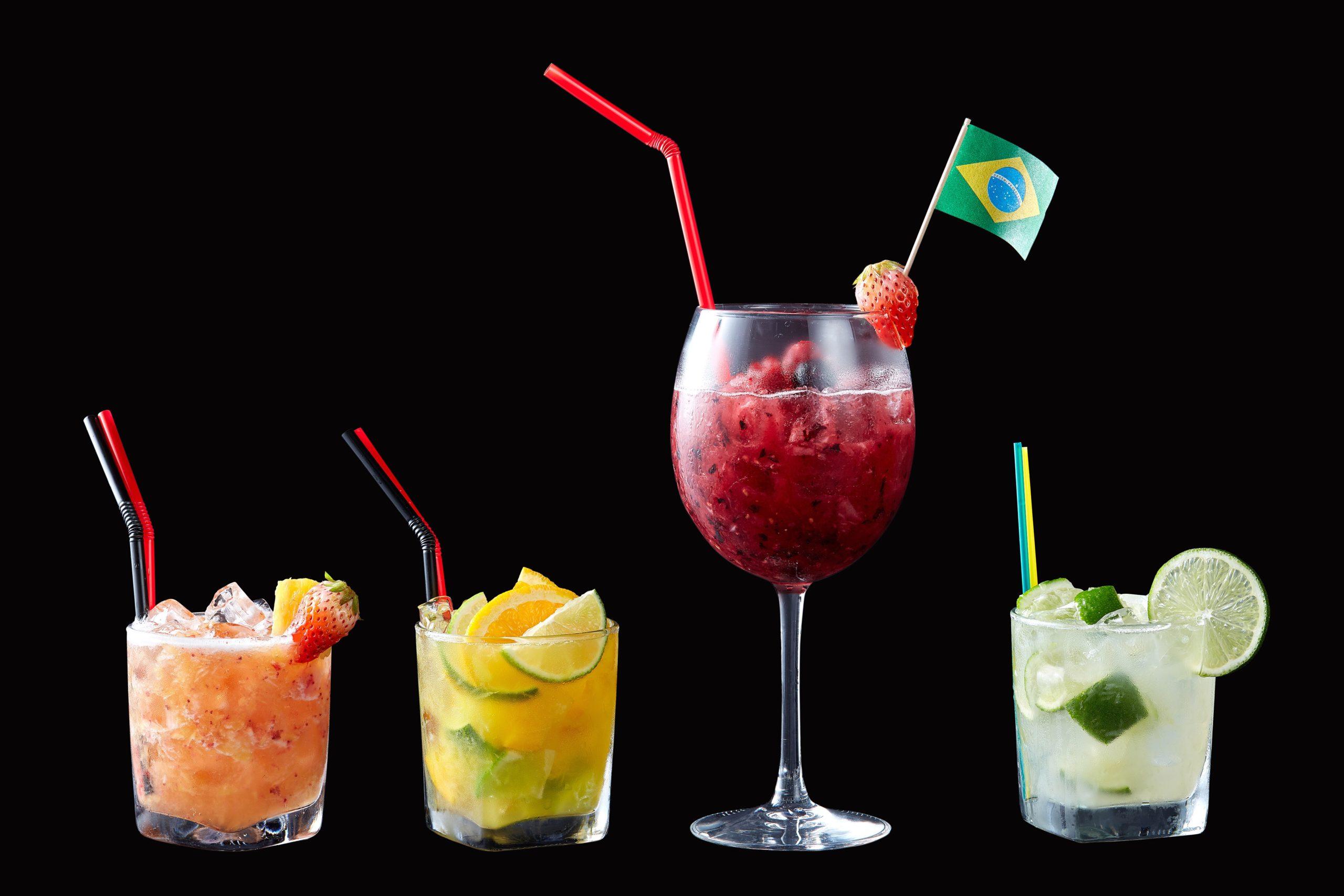 Original Brazilian Drinks for Perfect Memories